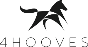 4HOOVES-logo-bw